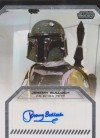 Star Wars Galactic Files 2 Jeremy Bulloch as Boba Fett (Autograph) (2013)