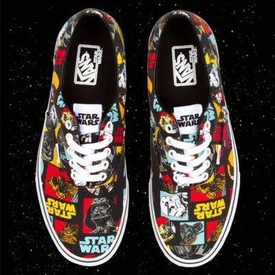 2eaf7da393 Vans ERA Star Wars Classic Repeat Shoes - Boba Fett Fan Club