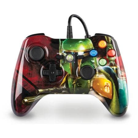 Xbox 360 Boba Fett Wired Controller (Walmart Exclusive)