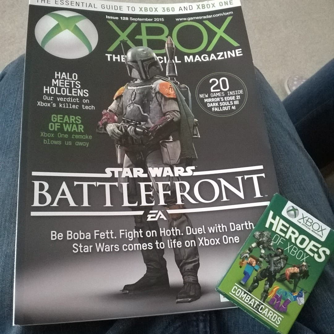XBOX Magazine, September 2015