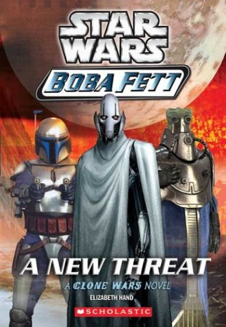 Star wars books featuring boba fett