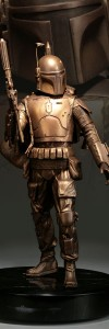 Sideshow Collectibles Bronze Fett Statue