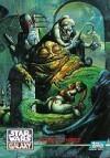 Topps Star Wars Galaxy 3 #276 Boba Fett (1995)