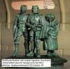 Bounty Hunters Statuette (1996)