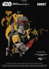 Icons Series Boba Fett T-shirt (2008)