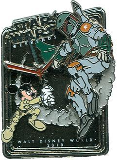 http://www.bobafettfanclub.com/multimedia/galleries/albums/userpics/10003/Boba_Fett_and_Mickey_Disney_Weekends_2010_pin.JPG