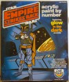 Vintage Empire Strikes Back Boba Fett paint by number