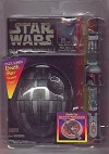 Collector's Timepiece Boba Fett Flip-Top Watch, Death Star Case (1996)