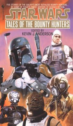 tales of the bounty hunters.thumbnail Exclusive Interview with Daniel Keys Moran, the Author Behind Boba Fetts Honor