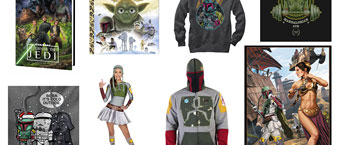 2016 Black Friday / Cyber Monday Star Wars Sales Featuring Boba Fett