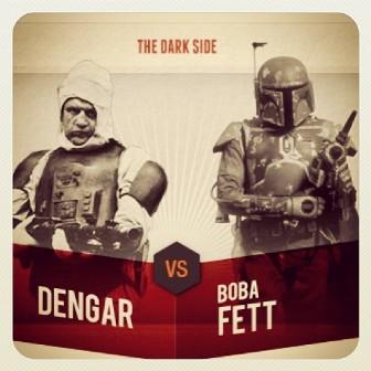 Dengar VS Boba Fett