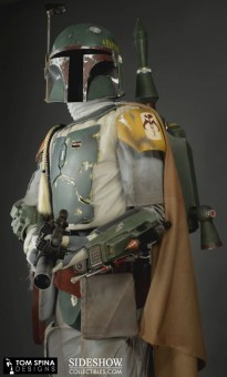 The Making of the Sideshow Collectibles Life Size Boba Fett Statue