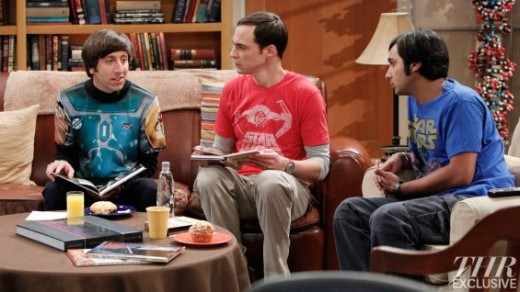 big bang theory 520x292 Boba Fett Reference in Upcoming Big Bang Theory