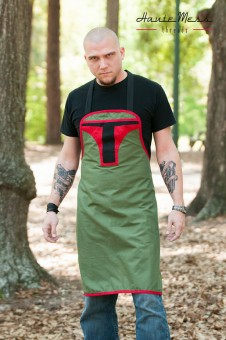 boba fett bbq mens 226x340 Boba Fett BBQ: His and Her Aprons on Etsy
