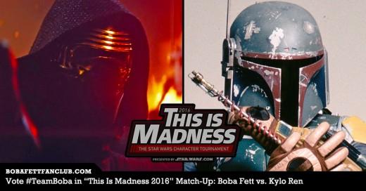 Boba Fett vs. Kylo Ren Banner #1