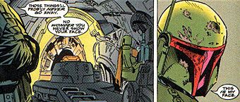 canon How Exactly Did Boba Fett Escape? New Disney Committee To Decide Whats Canon    And Beyond