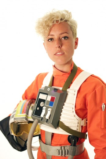Rebel X-Wing Pilot