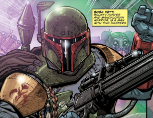 Fett in Star Wars 5