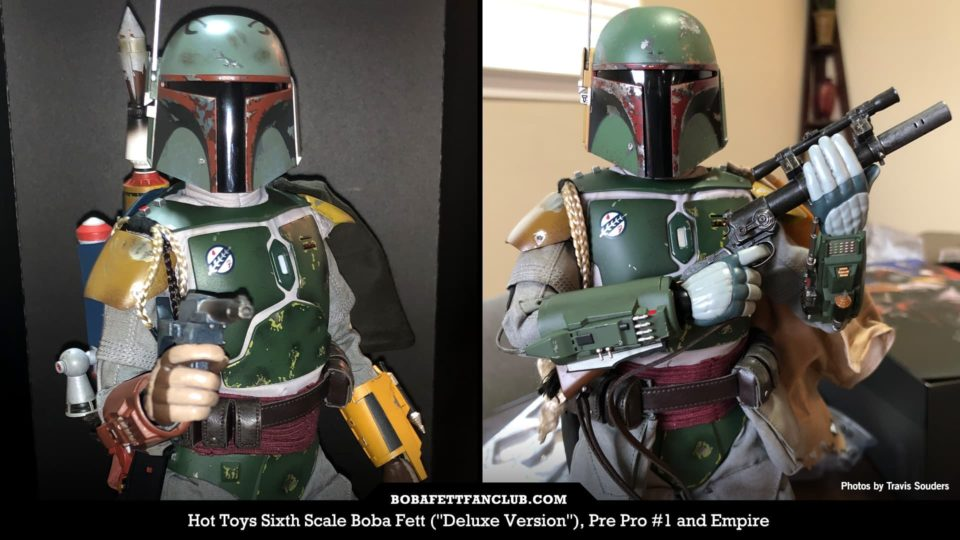 Review  Hot Toys Sixth Scale Boba Fett (