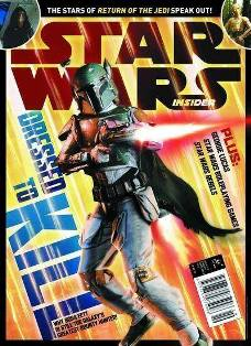 insider146 [Editorial] Star Wars Insider Missed Opportunity To Spotlight Boba Fett Fans
