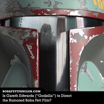 Boba Fett and Godzilla