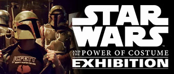 Exclusive: JC Fett at Discovery Times Square's Star Wars Exhibit