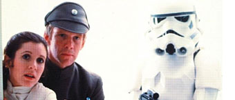 "Jeremy Bulloch portrayed Boba Fett, but also had a cameo in ""Empire"" alongside Princess Leia"