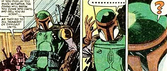 marvel Retrospective on Boba Fett in Vintage Marvel Comics
