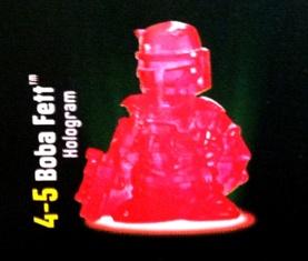 Boba Fett Hologram