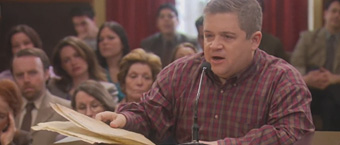 patton oswalt Parks and Recreations Recommends Fett Begins Episode VII