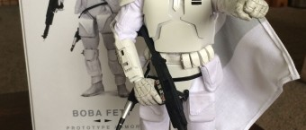 sideshow protofett thebobaroom 10 340x145 Review of Sideshow Collectibles Sixth Scale Boba Fett in Prototype Armor
