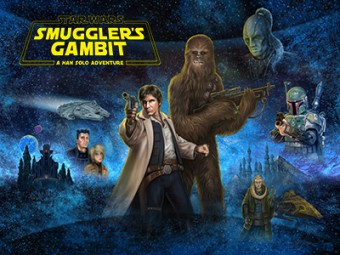Cover of Smuggler's Gambit