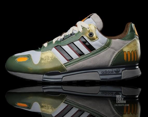 Adidas Star Wars Tennis Shoes