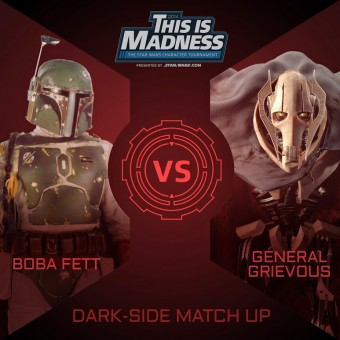 thisismadness 2014 boba general promo 340x340 Vote #TeamBoba in This Is Madness 2014 Match Up: Boba vs. Grievous