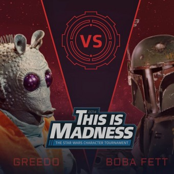 thisismadness 2014 boba greedo promo 340x340 Vote #TeamBoba in This Is Madness 2014 Match Up: Boba vs. Jango