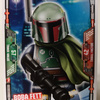 Lego Star Wars Trading Card Collection #101 Boba Fett