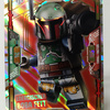 Lego Star Wars Trading Card Collection LE17 Boba Fett Fervent
