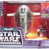 MicroMachines Action Fleet Boba Fett's Slave 1 (1995)