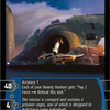 TCG Rogues and Scoundrels #63 Slave I (2004)