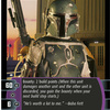 TCG Rogues and Scoundrels #75 Boba Fett (2004)