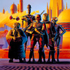 """Scourge of the Galaxy"" by Ralph McQuarrie"