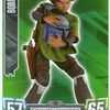 Star Wars Force Attax Series 2 #129 Boba Fett (2011)