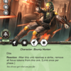 Star Wars LCG (Between the Shadows) #0666 Boba Fett (2015)