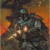 Topps Star Wars Galaxy 3 #322 Dave Dorman (1995)