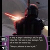 TCG Attack of the Clones #21 Jango Fett