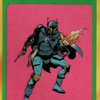 Topps The Empire Strikes Back #272 Boba Fett (1980)