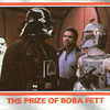 Topps The Empire Strikes Back Series 1 #91 The Prize of Boba Fett (1980)