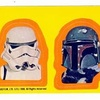 Topps The Empire Strikes Back Series 1 Sticker #26 Stormtrooper and Boba Fett (1980)