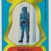 Topps The Empire Strikes Back Series 2 Sticker #57 Boba Fett - Empire Forces (1980)