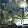 Topps Evolution Update #29 Jango Fett (2006)